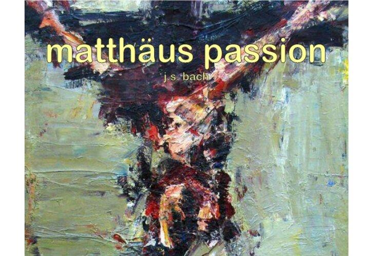 De AOV zingt de Matthäus Passion