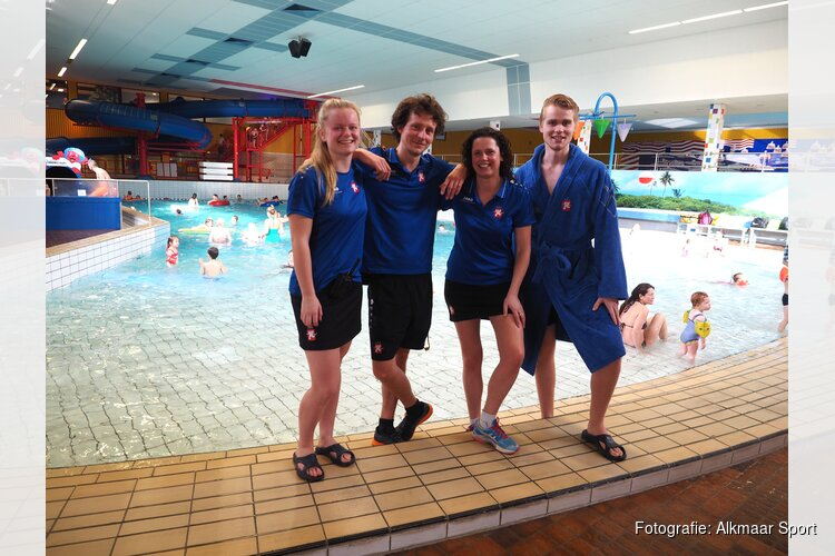 Nieuwe, frisse kledinglijn in sportcomplex Hoornse Vaart