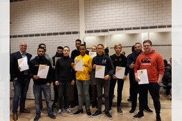 Alkmaarse jongeren klaar om stad te trainen