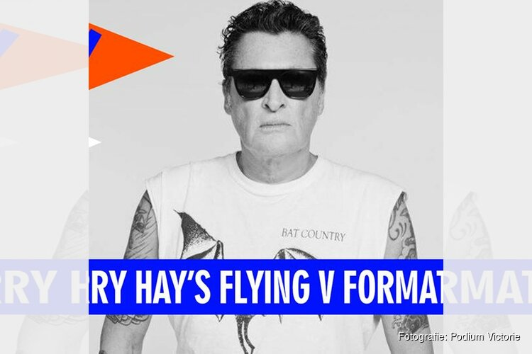 Barry Hay's Flying V Formation in Victorie