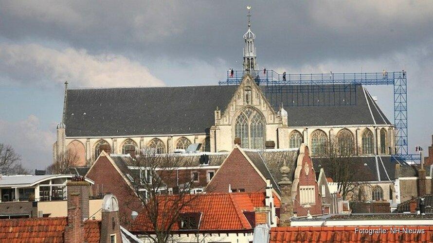Grote Kerk in Alkmaar krijgt 'spectaculair' uitzichtplatform