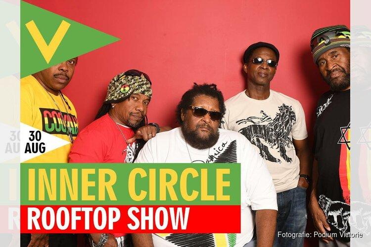 Podium Victorie presenteert: Rooftop-concert Inner Circle