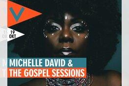 Michelle David brengt gospel & soul naar Podium Victorie