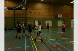 Alkmaar Guardians maken zich op voor kampioenswedstrijd
