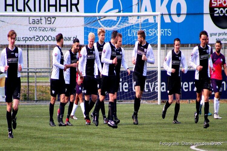 Kolping Boys wint doelpuntenfestijn, ook VV Bergen en Koedijk winnen ruim