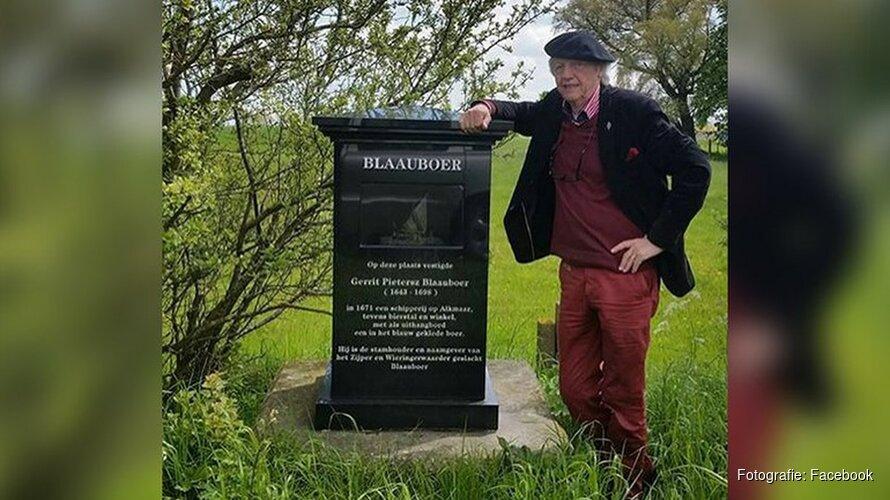 """Dodelijk slachtoffer Alkmaar (75) blijkt uitgever Jochem Schuijt: """"Hij was altijd vrolijk"""""""