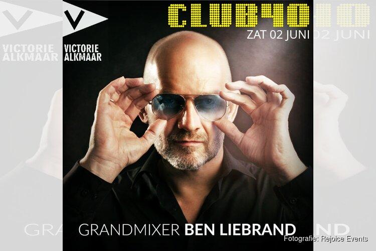 Club 40 met Grandmixer Ben Liebrand in Victorie