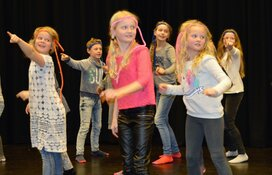 Hemelvaartworkshops Musical door Artiance-theaterschool
