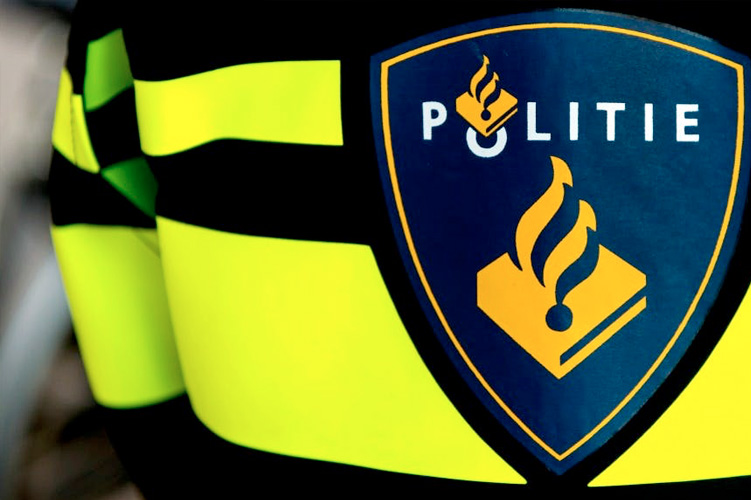 Brand in schuur in Egmond aan den Hoef
